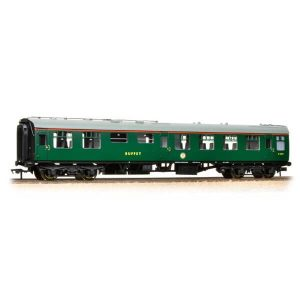 Bachmann 39-262B BR Mk1 RMB Miniature Buffet Car (SR) Green