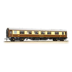 Bachmann 39-282 BR Mk1 FK Pullman 1st Kitchen 'Robin' Umber and Cream