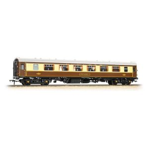 Bachmann 39-292 BR Mk1 FP Pullman 1st Parlour 'Pearl' Umber And Cream