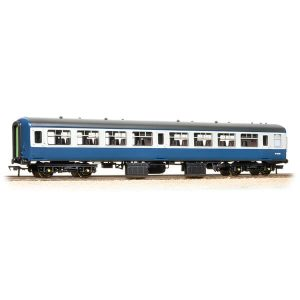 Bachmann 39-360C BR Mk2A TSO Tourist Second Open BR Blue and Grey