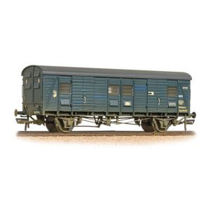 Bachmann 39-528A Ex-Southern CCT Covered Carriage Truck BR Blue