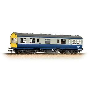 Bachmann 39-777A LMS 50ft. Inspection Coach BR Blue and Grey