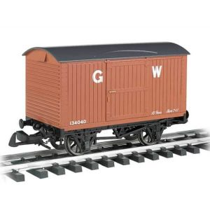 Bachmann 98018 Thomas and Friends Box Van GW Brown