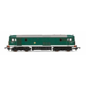 Hornby R3591 Class 73 E6002 BR Green with Late Crest RailRoad Range