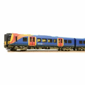 Bachmann 31-041 Class 450 4 Car EMU 450127 South West Trains