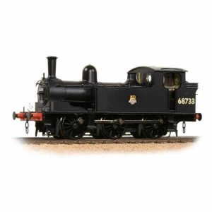 Bachmann 31-061 LNER Class J72 Tank BR Black with Early Crest