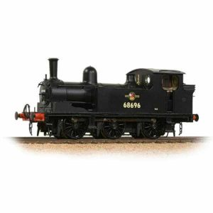 Bachmann 31-062 LNER Class J72 Tank BR Black with Late Crest