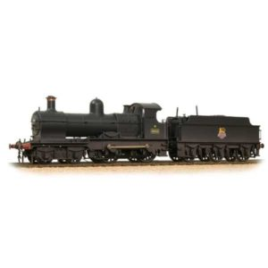 Bachmann 31-086A Class 32xx (Earl) 9018 BR Black with Early Crest