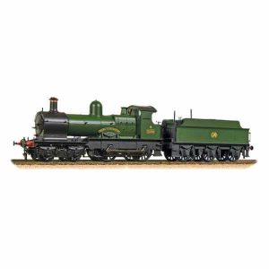 Bachmann 31-090DS Class 32xx (Earl) 3206 'Earl of Plymouth' GWR Green Shirtbutton Livery DCC Sound Fitted