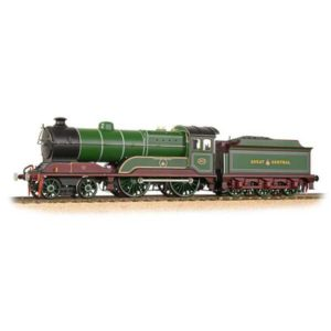Bachmann 31-147DS Class D11 502 'Zeebrugge' Great Central Railway Lined Green & Maroon