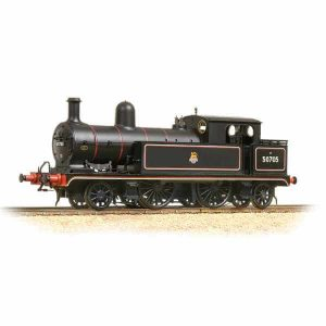 Bachmann 31-169 L&YR Tank 50705 BR Lined Black with Early Crest