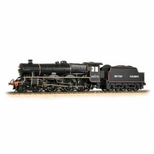 Bachmann 31-190 Jubilee Class 45575 'Madras' British Railways Lined Black