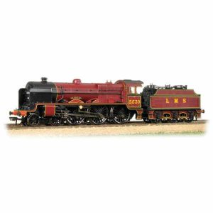 Bachmann 31-204 Patriot Class 5530 'Sir Frank Ree' LMS Crimson