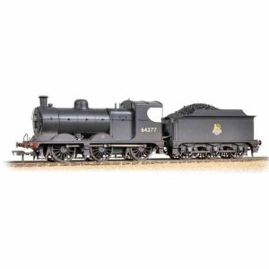 Bachmann 31-321DS Class J11 64377 BR Black with Early Crest DCC Sound Fitted