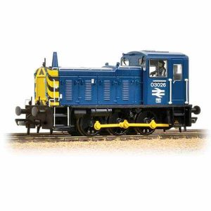 Bachmann 31-368DS Class 03 03026 BR Blue with DCC Sound Fitted