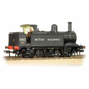 Bachmann 31-434 Midland Class 1F 41803 British Railways Black with Open Cab