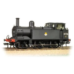 Bachmann 31-435 Midland Class 1F 41726 BR Black with Early Crest