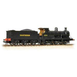 Bachmann 31-461A C Class 1294 Southern Railway Black