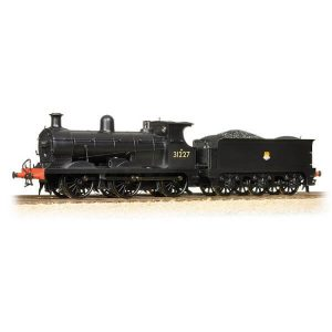 Bachmann 31-462A C Class 31227 BR Black with Early Crest