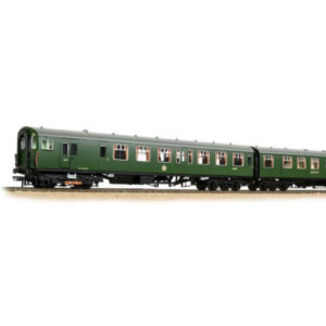 Bachmann 31-490 Class 410/4BEP 4 Car EMU 7003 BR Green with Small Yellow Panel