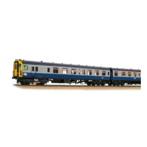 Bachmann 31-491 Class 410/4BEP 4 Car EMU 7010 BR Blue and Grey