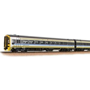 Bachmann 31-517DS Class 158 158849 2 Car DMU Regional Railways
