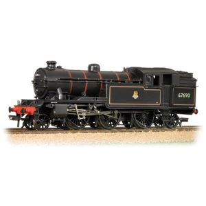 Bachmann 31-615 Class V3 Tank 67690 BR Lined Black with Early Crest