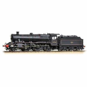 Bachmann 31-692 Class 5 Stanier Mogul 42968 BR Lined Black with Late Crest