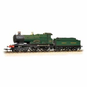 Bachmann 31-728 Class 37xx (City) 3708 'Killarney' Great Western Green