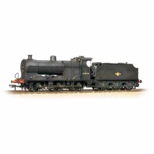 Bachmann 31-884 Midland Class 4F 44044 BR Black with Late Crest
