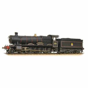 Bachmann 32-002A Class 49xx (Hall) 4971 'Stanway Hall' BR Black with Early Crest