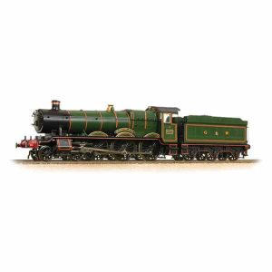 Bachmann 32-007 Class 49xx (Hall) 4920 'Dumbleton Hall' GWR Lined Green
