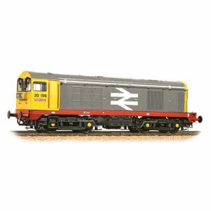 Bachmann 32-030DS Class 20 20156 BR Railfreight Red Stripe with DCC Sound Fitted