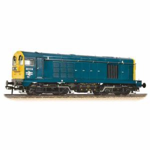 Bachmann 32-035B Class 20 20174 BR Blue with Domino Headcode
