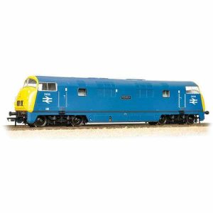 Bachmann 32-067A Class 43 D836 'Powerful' BR Blue with Full Yellow Ends