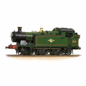Bachmann 32-083A Class 56xx 6644 BR Lined Green with Late Crest