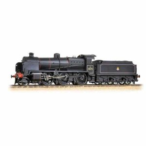 Bachmann 32-165 N Class 31874 BR Black with Early Crest