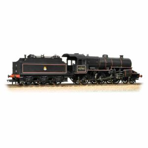 Bachmann 32-176 Class 5 Crab 42765 Black with Early Crest