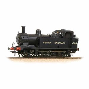 Bachmann 32-236 Class 3F Jinty 47619 British Railways Black