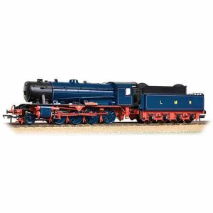 Bachmann 32-250A WD Austerity 79250 'Major-General Mc Mullen' LMR Blue