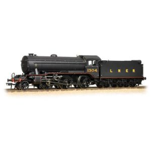 Bachmann 32-279A Class K3 1304 LNER Lined Black