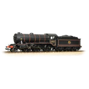 Bachmann 32-281 Class K3 61862 BR Black with Early Crest