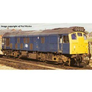 Bachmann 32-340 Class 25/1 25060 BR Blue