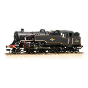 Bachmann 32-360A Class 4MT Tank 80104 BR Lined Black with Late Crest