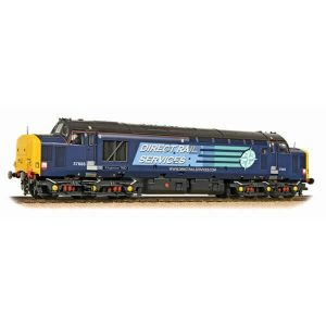 Bachmann 32-392MJS Class 37/5 37688 'Kingmoor TMD' DRS Compass Livery DCC Sound Fitted