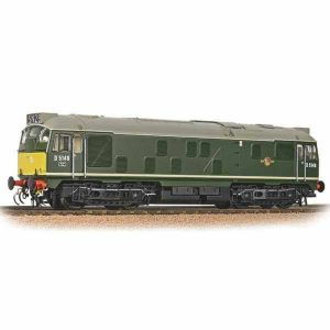 Bachmann 32-441 Class 24/1 D5149 BR Green with Small Yellow Panel