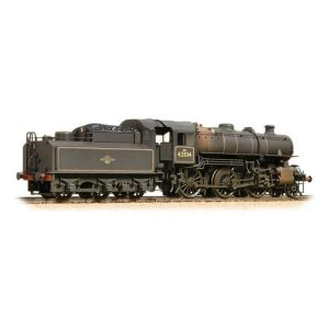 Bachmann 32-580A Ivatt Class 4MT 43014 BR Black with Late Crest