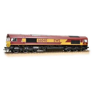 Bachmann 32-733DS Class 66 66040 EWS with DCC Sound Fitted