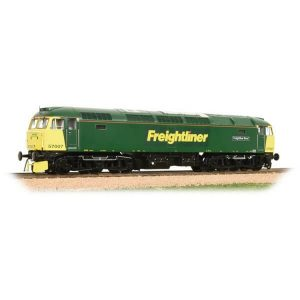 Bachmann 32-753DS Class 57 57007 'Freightliner Bond' DCC Sound Fitted