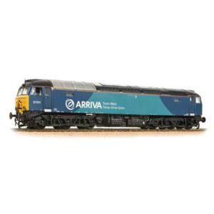 Bachmann 32-755A Class 57 57314 Arriva Trains Wales